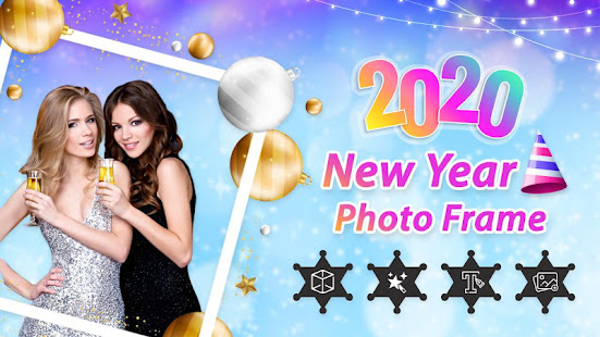 Download New Year Photo Frame 2020 For PC Windows and Mac apk screenshot 1