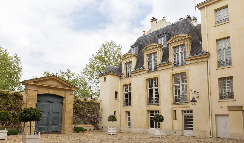 Hôtel particulier Paris 5ème