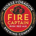 Horse & Dragon Fire Captain Irish Red Ale