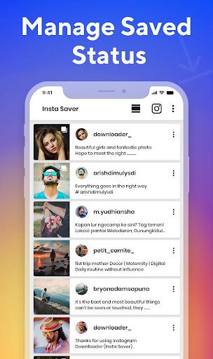 Photo & Videos Downloader for Instagram screenshot 9