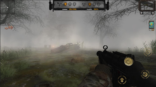 Z.O.N.A Project X Lite - Post-apocalyptic shooter apkmr screenshots 2