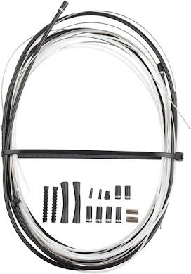 SRAM SlickWire Pro Shift Cable and Housing Kit - Road/MTB, 4mm Reinforced Linear Strand alternate image 0
