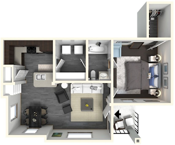 Go to G - Luxury Home Floorplan page.