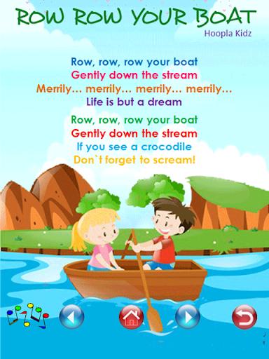 Kids Songs - Best Nursery Rhymes Free App 1.0.0 screenshots 7