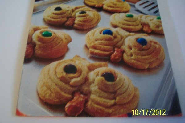 Flaky Owl...bisquits By Pillsbury Recipe