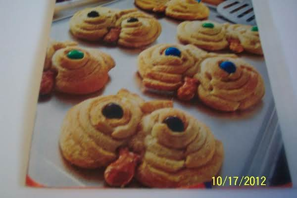 Flaky Owl...bisquits By Pillsbury Recipe