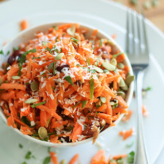 Simply The Best Carrot Salad Ever!