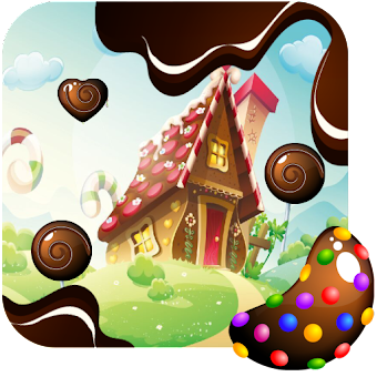 Chocolate Candy Blast Mania - Match 3 Crush Game