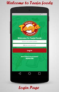 Taaja Foods - náhled