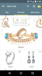 Silver Club - náhled