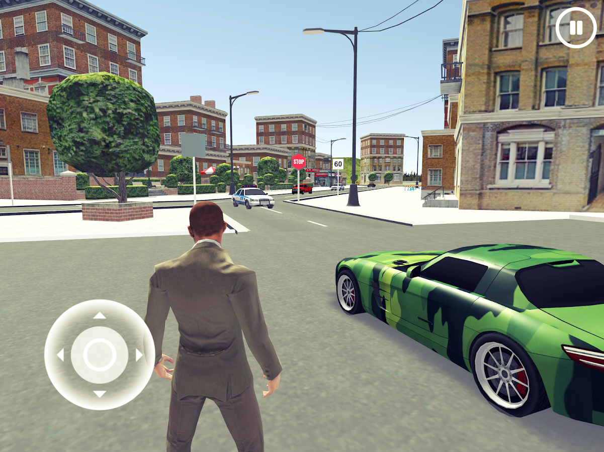 Screenshots of Driving School 3D for iPhone