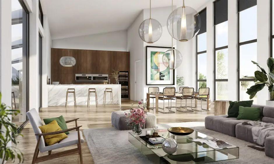 Programme immobilier neuf à Bordeaux : appartements du 2 pièces au 6 pièces à partir de 295000 €