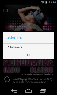 Radio Eurodance Classic- screenshot thumbnail