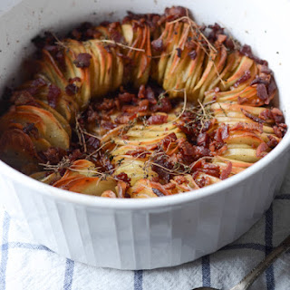 Crispy Potato Casserole Recipe