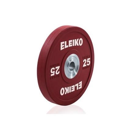 Eleiko Sport Training Discs, Colored