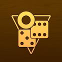 Backgammon Long Arena: Play online backgammon! icon