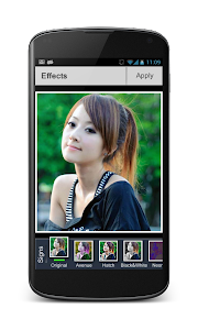 Photo Editor - Effects screenshot 1