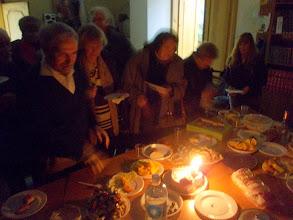 Photo: 5.02.2015 Кишинёв. Фуршет в библиотеке им. Ломоносова.