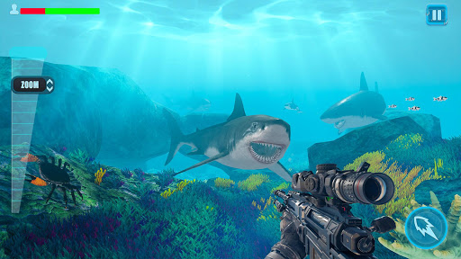 Survivor Sharks Game: Hunter Action Games  screenshots 6