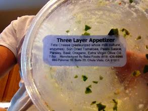 Photo: Three Layer Appetizer