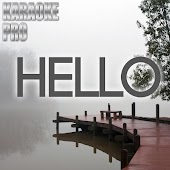 Hello (Originally Performed by Adele) (Instrumental Version)