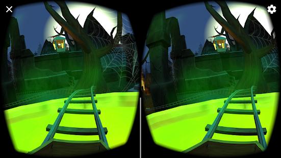 Halloween Coaster VR - náhled