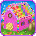 Sweet Baby Doll House Cake Maker icon