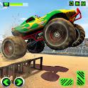 Monster Truck Crash Racing Demolition Derby Stunts icon