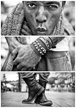 Photo: Triptychs of Strangers #16, The Expressive Actor > Full story: http://goo.gl/PXep4