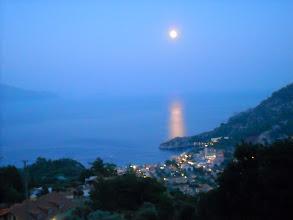 Photo: Turunç under a full moon