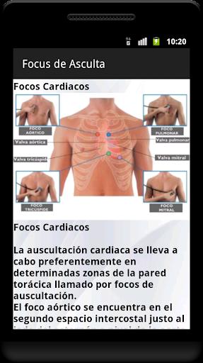 玩免費醫療APP|下載Ausculta CardioPulmonar app不用錢|硬是要APP