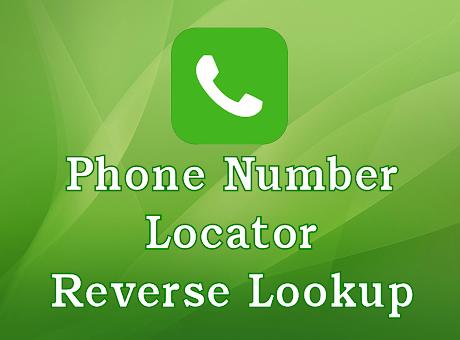 Phone Number Locator & Reverse Lookup