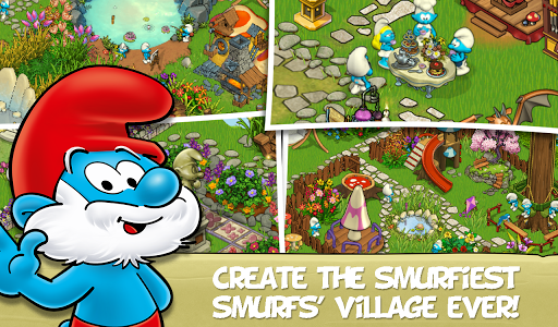 Smurfs and the Magical Meadow 1.10.0.0 screenshots 1