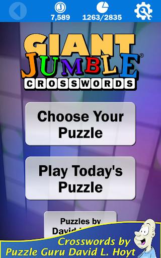 Giant Jumble Crosswords apkdebit screenshots 11