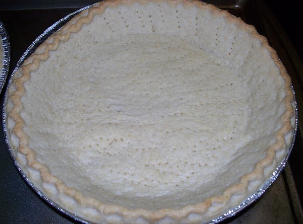 Bake the pie shells in a pre-heated 400° oven for 10-12 minutes until lightly...
