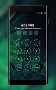 Theme for BlackBerry Z10 - náhled