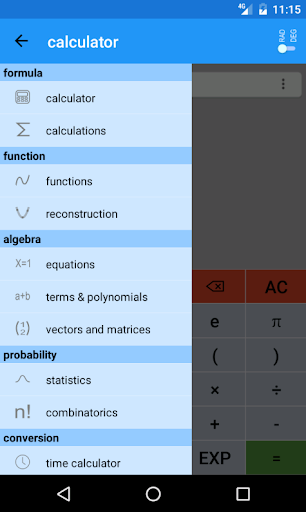 Mathematics 3.4.3 screenshots 1