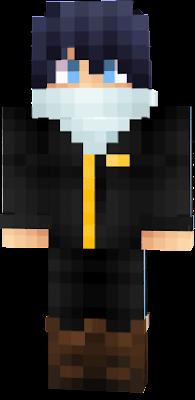 Yato Nova Skin - Skin para minecraft de yato