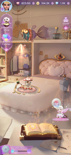 Dress up! Time Princess apktram screenshots 7