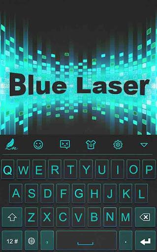 Blue Laser for HiTap Keyboard