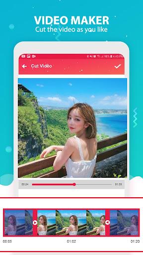Video maker, video slideshow u2013 Video editor screenshots 5