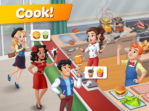 Cooking Diaryu00ae: Best Tasty Restaurant & Cafe Game apkslow screenshots 9