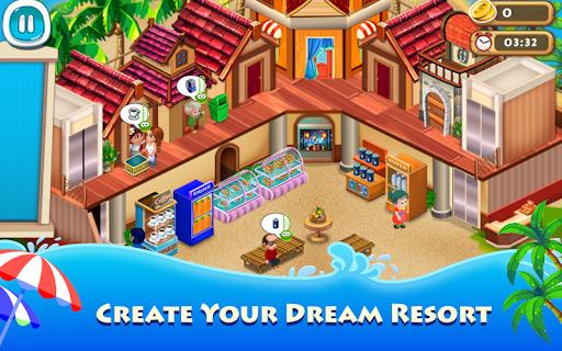 Resort Empire : Hotel Simulation Games 1.7 Mod screenshots 1