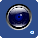 Camera FB Messenger Editor icon