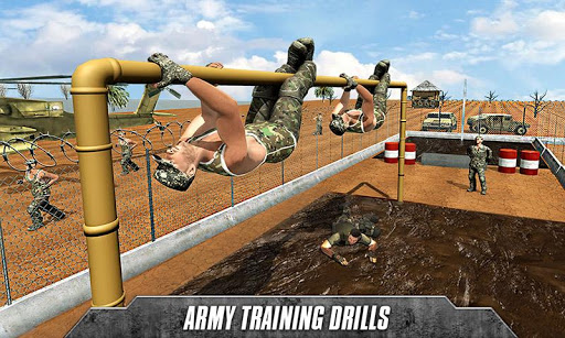 US Army Training School Game: Obstacle Course Race  {cheat|hack|gameplay|apk mod|resources generator} 1