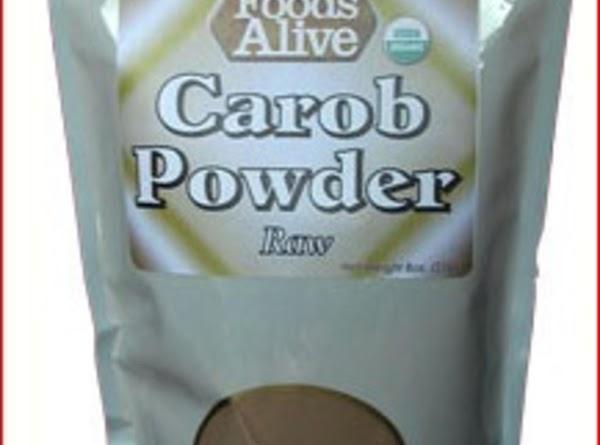 Carob Brownies Recipe