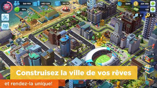 SimCity BuildIt  captures d'écran 1