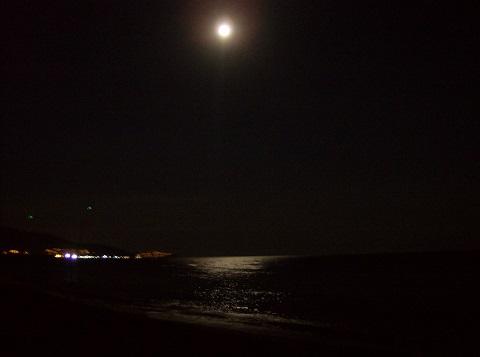 Notturno sul mare di eli2007