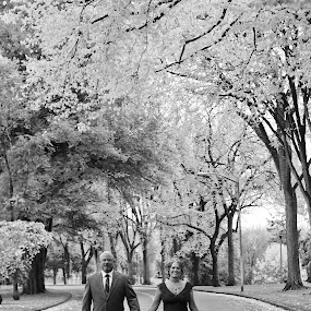 by Amy Spurgeon - Wedding Bride & Groom