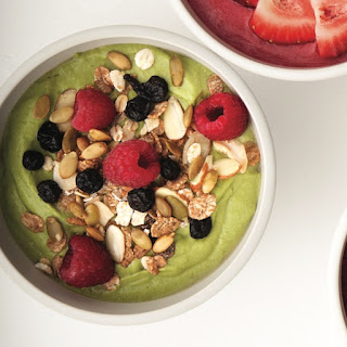 Green Goddess Smoothie Bowl